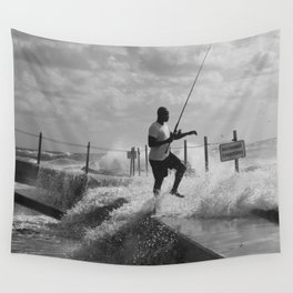 The Fisherman Wall Tapestry