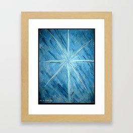 By Starlight Framed Art Print