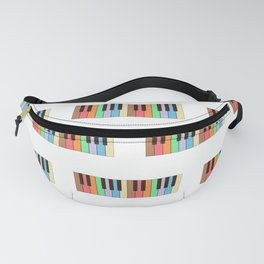 Piano-01 Fanny Pack