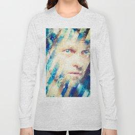 Striations Long Sleeve T-shirt
