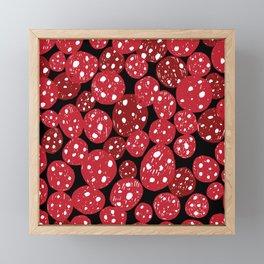 Salami Framed Mini Art Print