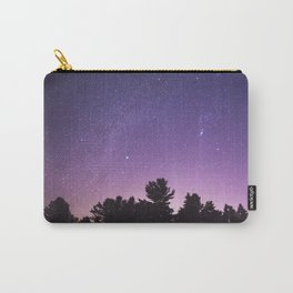 Where the Sky Meets the Trees Carry-All Pouch