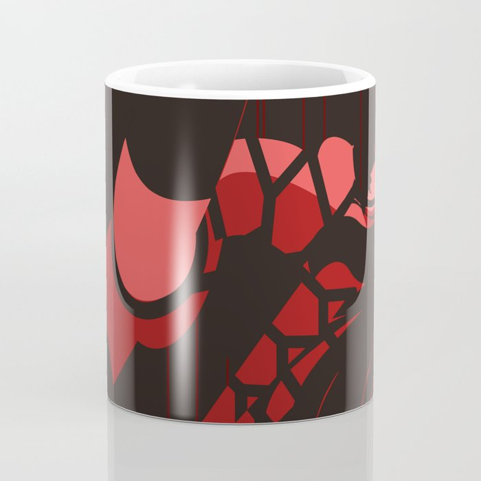 shibari sensual girl Coffee Mug