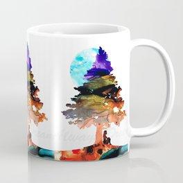 Always Dream - Inspirational Art By Sharon Cummings Coffee Mug