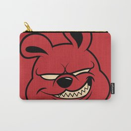 Hey There Mr. Bear Carry-All Pouch