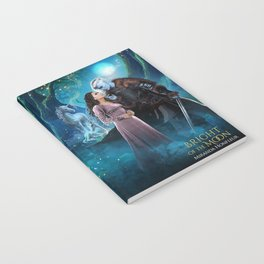 Bright of the Moon Notebook