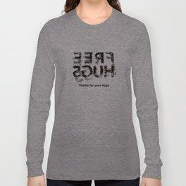 Hug back Long Sleeve T-shirt