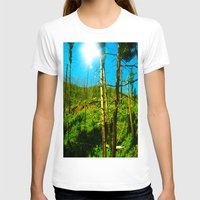 clear T-shirts featuring Be Clear  by Rachel Ernst