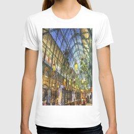 The Apple Market Covent Garden London Oil T-shirt