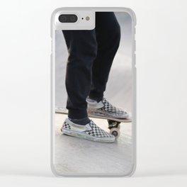 Board Buddies Clear iPhone Case