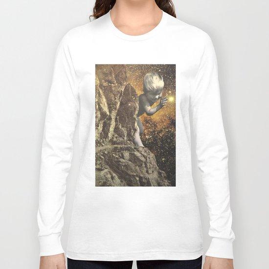 Cosmic Boy Long Sleeve T-shirt