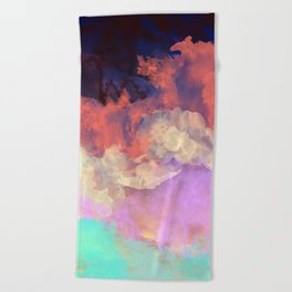 Into The Sun Beach Towel