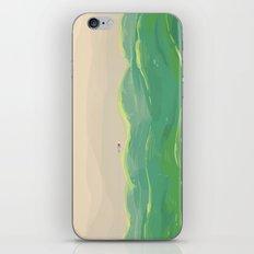 Beach Walk iPhone & iPod Skin