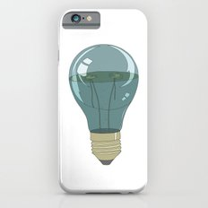 Life in a lightbulb. Night Slim Case iPhone 6s
