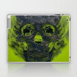 Skull Explotion Laptop & iPad Skin