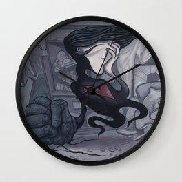 Iron Fist Wall Clock