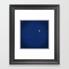 Good Night, Moon Framed Art Print