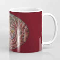 ganesha Mugs featuring Ganesha by Sincronizarte