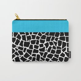 British Mosaic Electric Boarder Carry-All Pouch