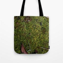 Mossy Plot Tote Bag