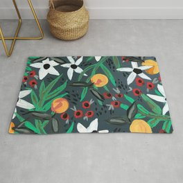 Moody Tropical Rug