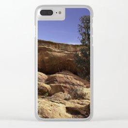 Tenacity Clear iPhone Case
