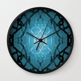 The Light from within.... Wall Clock