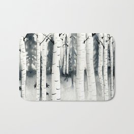 Aspen Forest Bath Mat
