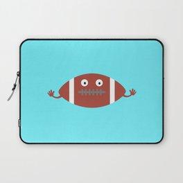 Football head Laptop Sleeve
