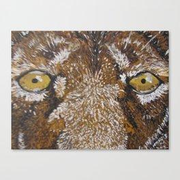 Lionize Canvas Print