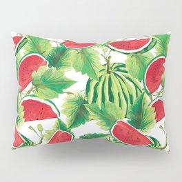 Fresh Watermelon Pillow Sham