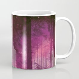 Into The Purpur Light Coffee Mug