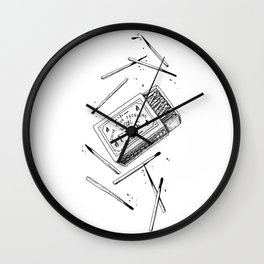 for the pyros Wall Clock