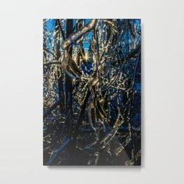 Trees frozen in time Metal Print