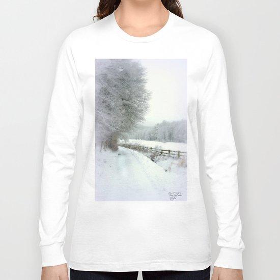 Wintertime Long Sleeve T-shirt