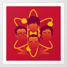 Big Bang Rhapsody Art Print