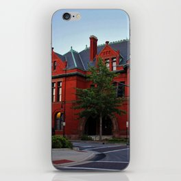 Old City Hall Building iPhone Skin