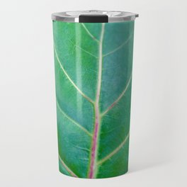 Green Leaf Travel Mug