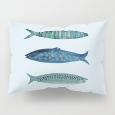 fish in Pillow Sham