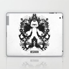 Megaman Geek Ink Blot Test Laptop & iPad Skin
