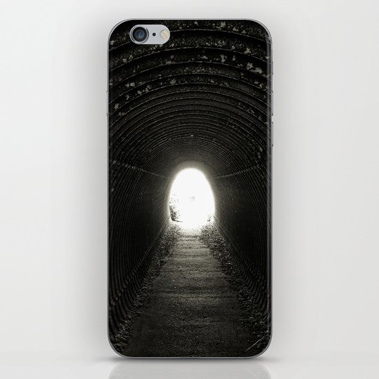 Tunnel iPhone Skin