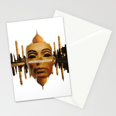 Symmetrical Forces Stationery Cards