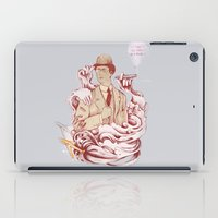 power iPad Cases featuring Power by Andrew Sutherland