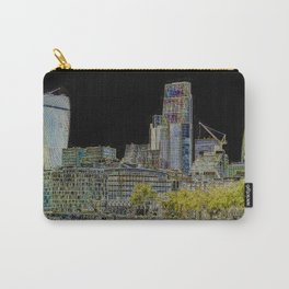 London glow Carry-All Pouch
