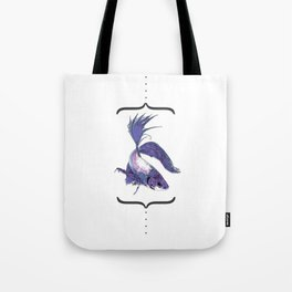 """betto"" to fish Tote Bag"