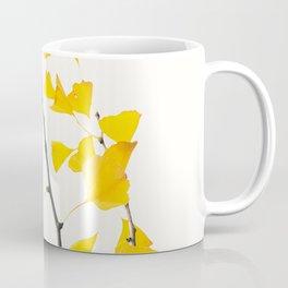 gingko biloba branch Coffee Mug