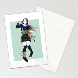 The Great Gaxi Stationery Cards