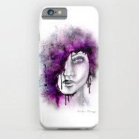 Abstract Portrait iPhone 6s Slim Case