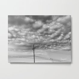 308 | west texas Metal Print