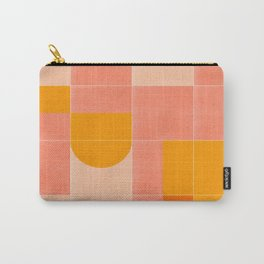 Retro Tiles 03 #society6 #pattern Carry-All Pouch